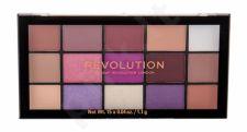 Makeup Revolution London Re-loaded, akių šešėliai moterims, 16,5g, (Visionary)