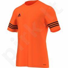 Marškinėliai futbolui Adidas Entrada 14 F50488