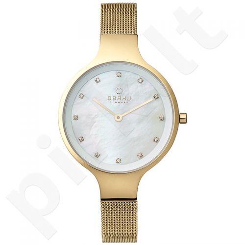 Moteriškas laikrodis OBAKU OB V173LXGGMG