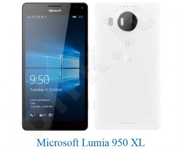 Telefonas Microsoft Lumia 950XL 26259 baltas