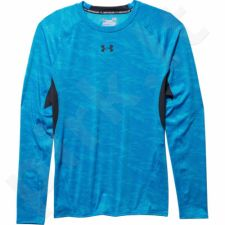 Marškinėliai kompresiniai Under Armour HeatGear® Armour Printed Long Sleeve Compression M 1258896-428