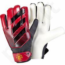 Pirštinės vartininkams Adidas Young Pro Manchester United Junior CW5622