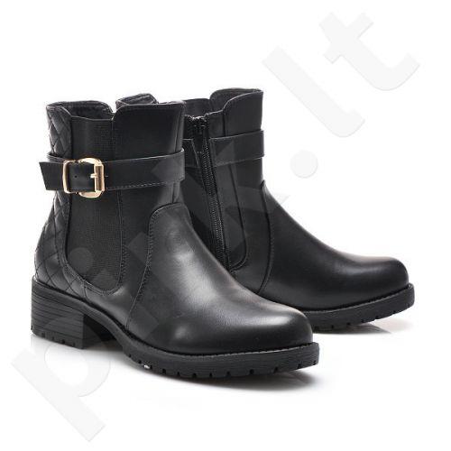 PREKĖ ŽEMIAU SAVIKAINOS! Auliniai batai S. BARSKI BF6507B /S3-41P