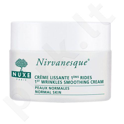 NUXE Nirvanesque, Smoothing Cream, dieninis kremas moterims, 50ml