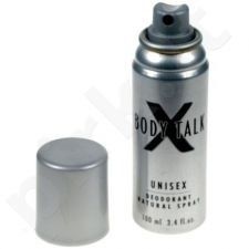 Muelhens Extase Body Talk, dezodorantas moterims ir vyrams, 100ml