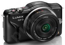 Fotoaparatas Panasonic DMC-GF3CEG-K