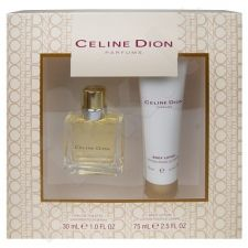 Celine Dion (Edt 30ml + 75ml Body lotion) Celine Dion rinkinys, 30ml, tualetinis vanduo moterims