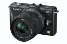 Fotoaparatas Panasonic DMC-GF2KEG-K