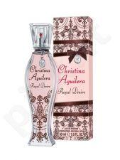 Christina Aguilera Royal Desire, kvapusis vanduo (EDP) moterims, 30 ml