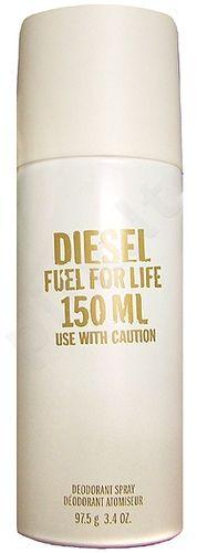 Diesel Fuel for life, dezodorantas moterims, 150ml