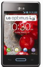 LG Optimus L3 II E430 Black