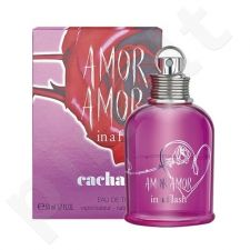 Cacharel Amor Amor In a Flash, EDT moterims, 100ml