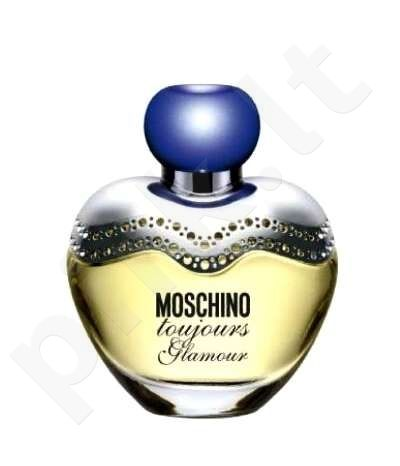 Moschino Toujours Glamour, tualetinis vanduo moterims, 50ml