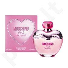 Moschino Pink Bouquet, tualetinis vanduo (EDT) moterims, 100 ml