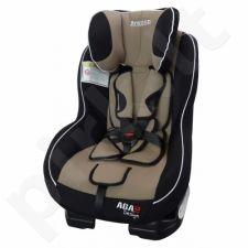 Automobilinė saugos kėdutė BRAITON 0-18 kg ruda