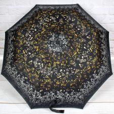 DOPPLER PA72 juodas skėtis pusiau automatinis