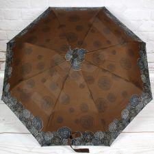 DOPPLER PA74 rudas skėtis pusiau automatinis