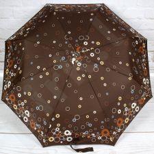 DOPPLER PA75 rudas skėtis pusiau automatinis