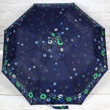 DOPPLER PA75 tamsiai mėlynas skėtis pusiau automatinis