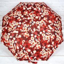 DOPPLER PA76 raudonas skėtis pusiau automatinis