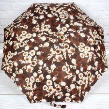 DOPPLER PA76 rudas skėtis pusiau automatinis