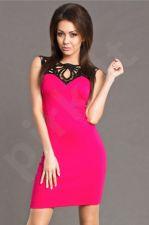 Emamoda suknelė - fuksija spalva 6301-3