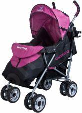 Caretero Spacer vežimėlis skėtukas violetinis
