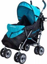Caretero Spacer vežimėlis skėtukas mėlynas