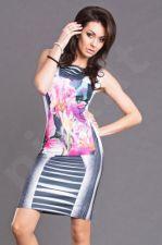 Progress suknelė - spalvota 6122-1