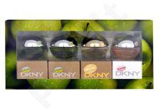 DKNY Delicious Mini Set rinkinys moterims, (EDP 2x7ml Be Delicious + 7ml EDP Golden Delicious + 7ml EDP Fresh Blossom)