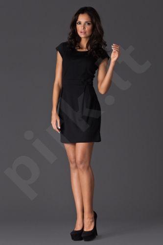 Suknelė M134 juoda spalva