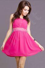 Emamoda suknelė - fuksija spalva 5701-3