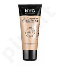 NYC New York Color Skin Matching Foundation Makeup, kosmetika moterims, 30ml, (686 Light)