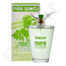 Miss Sporty Pump Up Booster, tualetinis vanduo moterims, 100ml