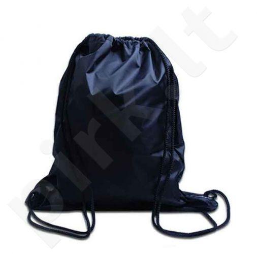 Krepšys-kuprinė sportinei aprangai arba avalynei