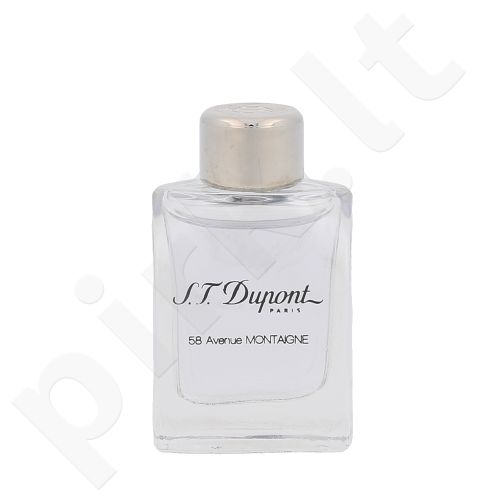 S.T. Dupont 58 Avenue Montaigne Pour Homme, tualetinis vanduo vyrams, 5ml