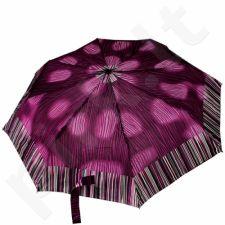 DOPPLER PA53 tamsiai rožinis skėtis pusiau automatinis
