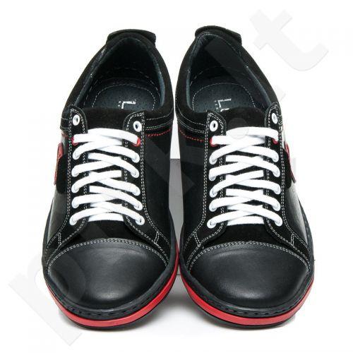 LUCCA odiniai laisvalaikio batai