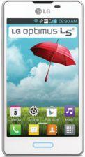 LG Optimus L5 II E460 Baltas