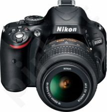 Fotoaparatas NIKON D5100 + 18-55 AF-S DX VR