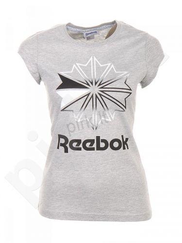 Marškinėliai Reebok F Starcrest Gr Tee