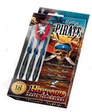 Strėlyčių rinkinys HARROWS Pirate