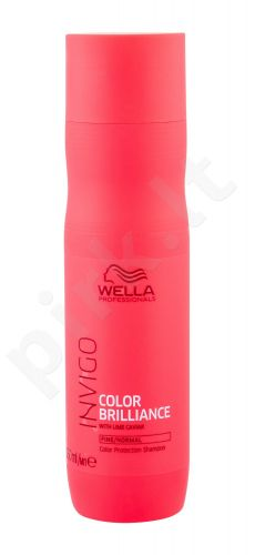 Wella Invigo, Color Brilliance, šampūnas moterims, 250ml