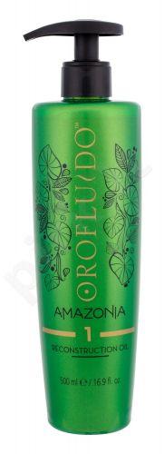 Orofluido Amazonia, Reconstruction Oil, Hair Oils and serumas moterims, 500ml