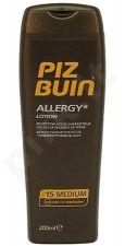 Piz Buin Alergy Lotion SPF15, 200ml, [Cosmetic], (W)