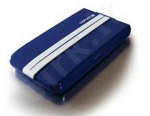Išorinis diskas Verbatim GT SuperSpeed 2.5'' 1TB, USB 3.0, Mėlynai baltas
