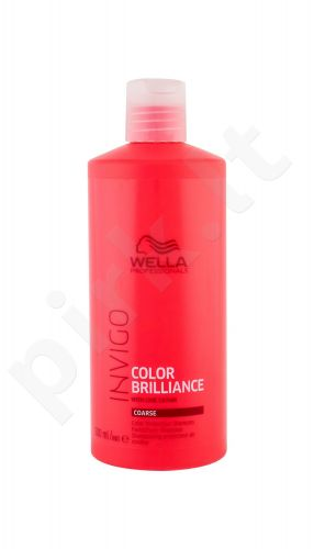 Wella Invigo, Color Brilliance, šampūnas moterims, 500ml