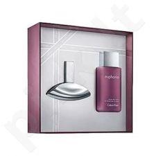 Calvin Klein (EDP 30 ml + 100 ml dušo želė) Euphoria, rinkinys moterims