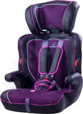 Caretero Spider lengva ir universali automobilinė kėdutė 9-36kg violetinė