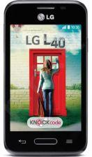 Telefonas LG L40 D160 Black